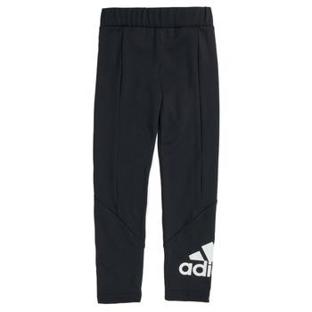 Textil Dívčí Legíny adidas Performance G BL TIG Černá