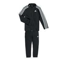 Textil Chlapecké Teplákové soupravy adidas Performance B FT TS Černá
