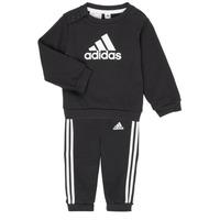 Textil Děti Set adidas Performance BOS JOG FT Černá