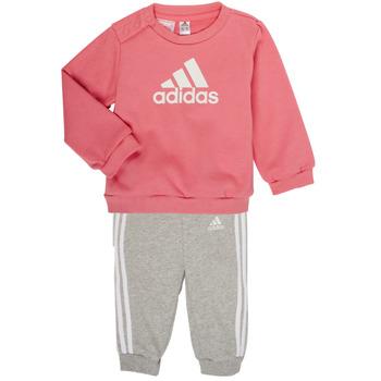 Textil Dívčí Set adidas Performance BOS JOG FT Růžová