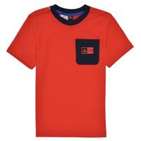 Textil Chlapecké Set adidas Performance LB DY SHA SUM Červená / Tmavě modrá