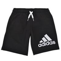 Textil Chlapecké Kraťasy / Bermudy adidas Performance B BL SHO Černá