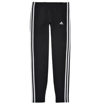 Textil Dívčí Legíny adidas Performance G 3S LEG Černá