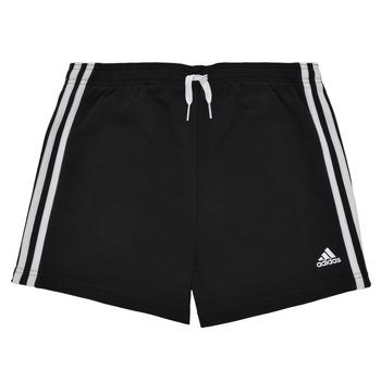 Textil Dívčí Kraťasy / Bermudy adidas Performance G 3S SHO Černá