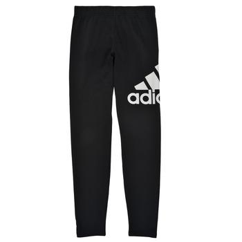 Textil Dívčí Legíny adidas Performance G BL LEG Černá