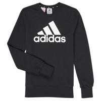 Textil Dívčí Mikiny adidas Performance G BL SWT Černá