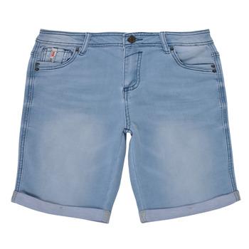 Textil Chlapecké Kraťasy / Bermudy Deeluxe BART Modrá