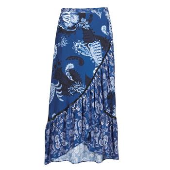 Textil Ženy Sukně Desigual NEREA Modrá
