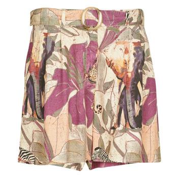 Textil Ženy Kraťasy / Bermudy Desigual ETNICAN