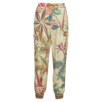 Textil Ženy Turecké kalhoty / Harémky Desigual TOUCHE Béžová