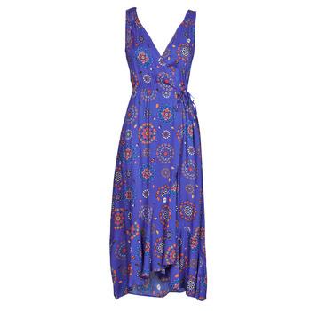 Textil Ženy Společenské šaty Desigual SANTORINI Tmavě modrá