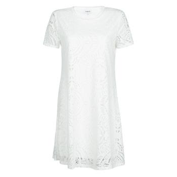 Textil Ženy Krátké šaty Desigual NILO Bílá