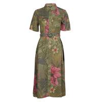 Textil Ženy Společenské šaty Desigual ANGELA Khaki