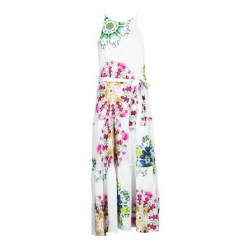 Textil Ženy Společenské šaty Desigual SENA Bílá
