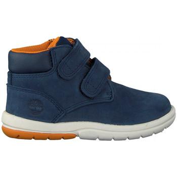 Boty Děti Kozačky Timberland Toddletracks hl boot Modrá
