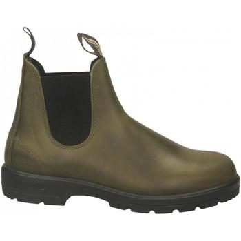Boty Muži Kotníkové boty Blundstone BLUNDSTONE COLLECTION dark-green