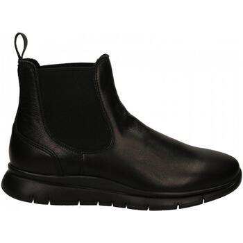 Boty Muži Kotníkové boty Frau GUANTO nero