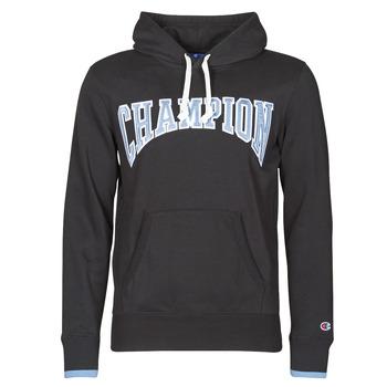 Textil Muži Mikiny Champion 215747 Černá / Modrá