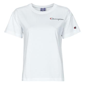 Textil Ženy Trička s krátkým rukávem Champion 113090 Bílá