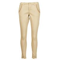 Textil Ženy Kapsáčové kalhoty Cream HOLLY TWILL PANT Béžová