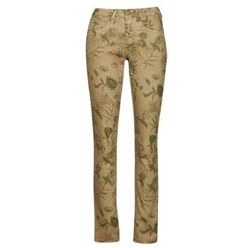 Textil Ženy Kapsáčové kalhoty Cream LOTTE PRINTED Vícebarevná