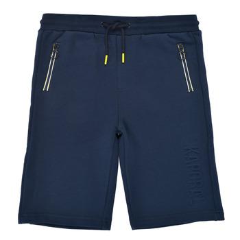 Textil Chlapecké Kraťasy / Bermudy Kaporal MATYS Tmavě modrá