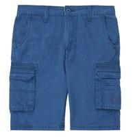Textil Chlapecké Kraťasy / Bermudy Kaporal MEDEN Modrá