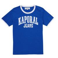 Textil Chlapecké Trička s krátkým rukávem Kaporal METRO Modrá