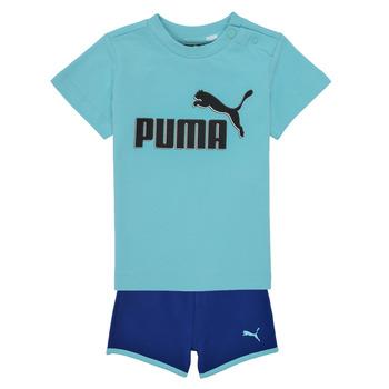 Textil Chlapecké Set Puma BB SET ANGEL Modrá