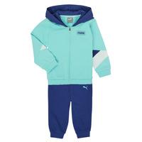 Textil Chlapecké Set Puma BB MINICATS REBEL Modrá