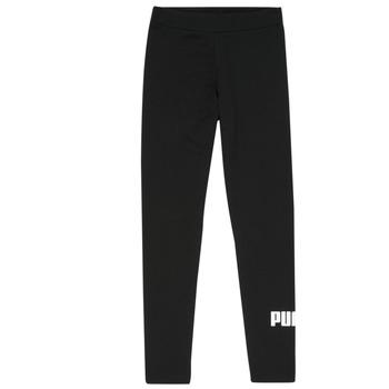 Textil Dívčí Legíny Puma ESS LEGGING Černá