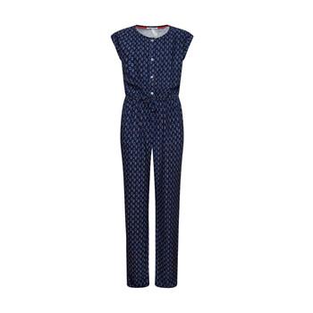 Textil Dívčí Overaly / Kalhoty s laclem Pepe jeans ADARA Modrá