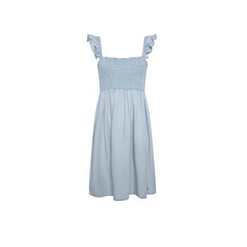 Textil Dívčí Krátké šaty Pepe jeans MARIA DRESS Modrá