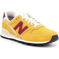 Boty Ženy Nízké tenisky New Balance WL996SVD yellow