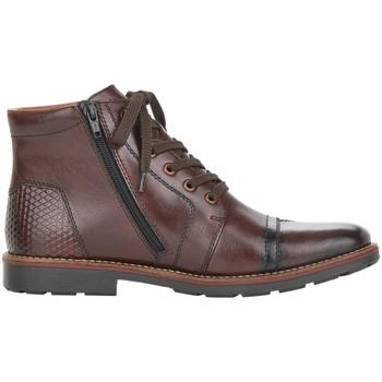 Boty Muži Kotníkové boty Rieker Devin Havanna Brown