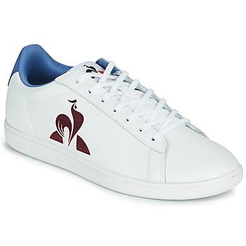 Boty Muži Nízké tenisky Le Coq Sportif MASTER COURT Bílá / Modrá