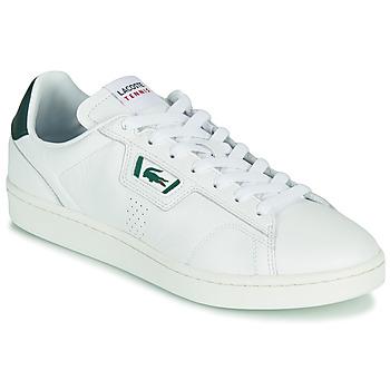 Boty Muži Nízké tenisky Lacoste MASTERS CLASSIC 07211 SMA Bílá / Zelená
