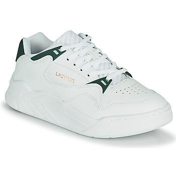 Boty Ženy Nízké tenisky Lacoste COURT SLAM 0721 1 SFA Bílá / Zelená