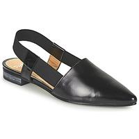Boty Ženy Sandály Perlato 11003-JAMAICA-VERNIS-NOIR Černá