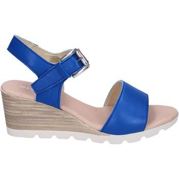 Boty Ženy Sandály Rizzoli Sandály BK597 Modrý
