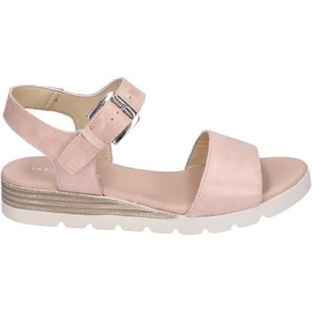 Boty Ženy Sandály Rizzoli Sandály BK602 Růžový