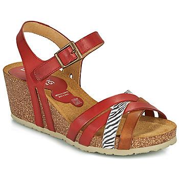 Boty Ženy Sandály Dorking PALMA Červená