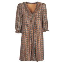 Textil Ženy Krátké šaty Freeman T.Porter JUNA SAMBA Oranžová