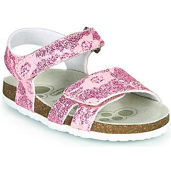 Boty Dívčí Sandály Chicco FIORE Růžová