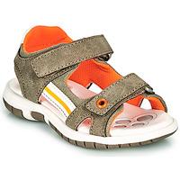 Boty Chlapecké Sandály Chicco FLAUTO Khaki