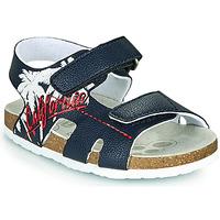 Boty Chlapecké Sandály Chicco FIUME Modrá