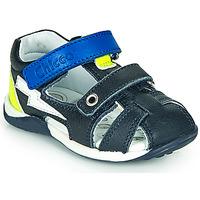 Boty Chlapecké Sandály Chicco GALILEO Tmavě modrá