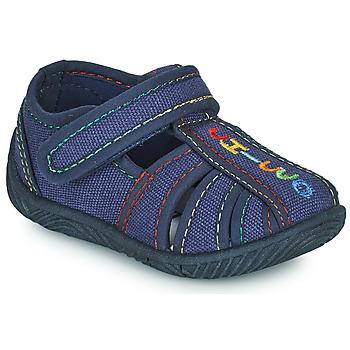 Boty Chlapecké Papuče Chicco TULLIO Modrá
