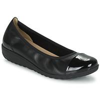 Boty Ženy Baleríny  Caprice 22103-026 Černá