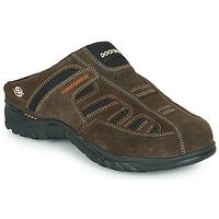 Boty Muži Pantofle Dockers by Gerli 36LI005-320 Hnědá
